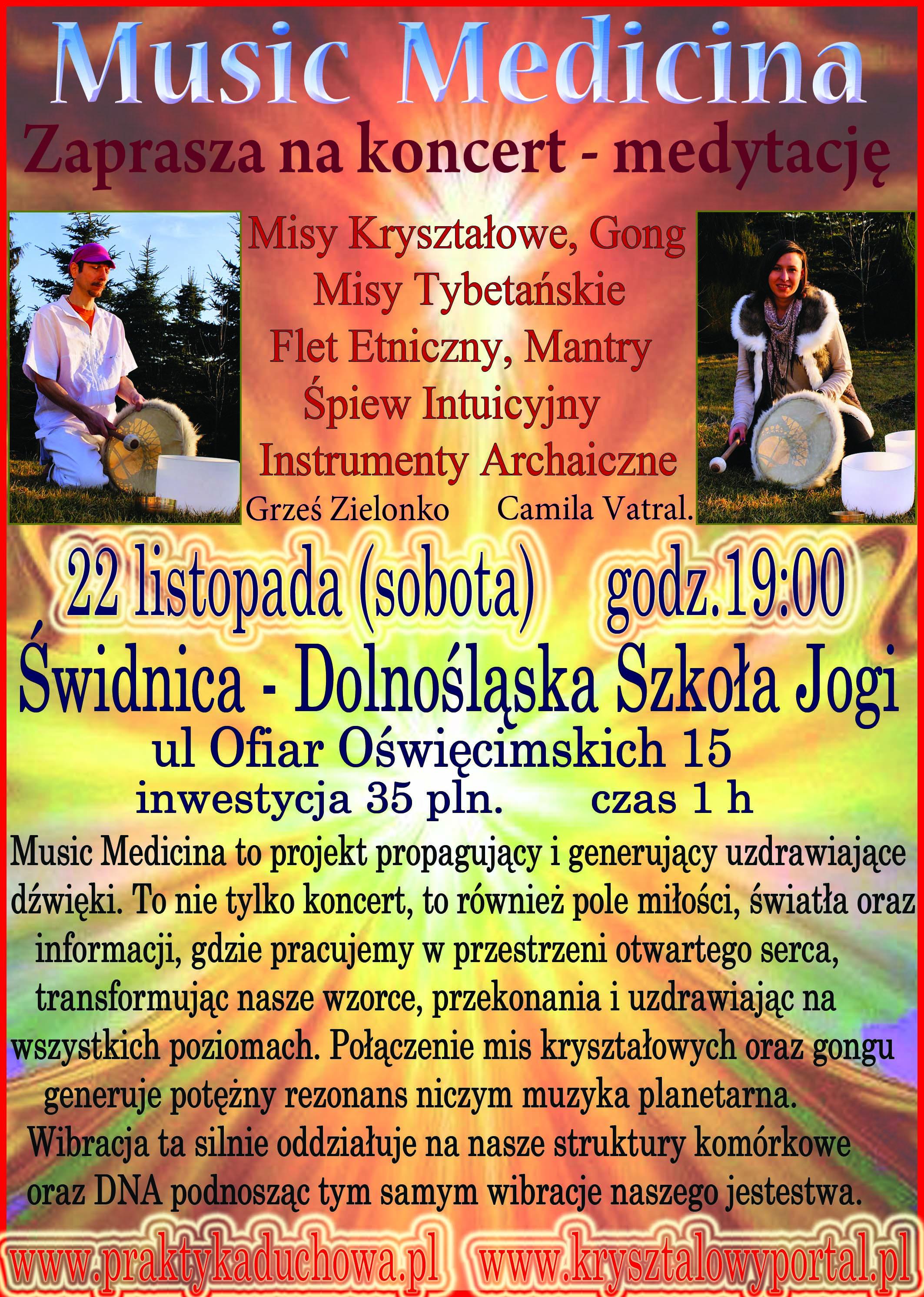 Music Medicina DSJ Świdnica 22 11 h 19ta