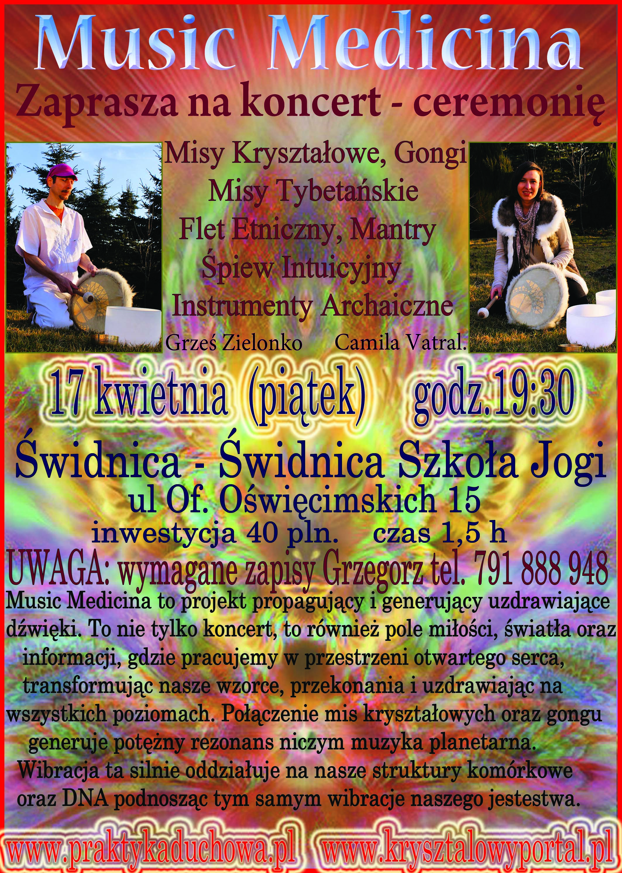 Music Medicina koncert ceremonia świdnica (2)